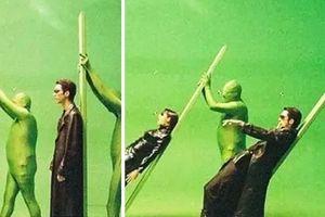 10 bức ảnh hậu trường cho bạn góc nhìn mới về những bộ phim nổi tiếng
