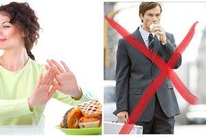 5 kiểu ăn sáng 'tự đầu độc bản thân' hàng ngày mà bạn không hề hay biết