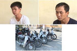 Thái Bình: Khởi tố 2 đối tượng gây ra hàng loạt vụ trộm cắp xe máy