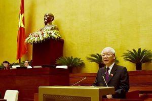 Chủ tịch nước trình Quốc hội đề nghị phê chuẩn Hiệp định CPTPP