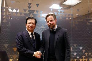 Việt Nam, Na Uy còn nhiều cơ hội mở rộng hợp tác