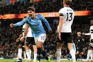 Manchester City thắng nhẹ nhàng bằng đội hình 2