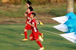 Khi điểm yếu thể lực ám ảnh tuyển thủ Việt Nam