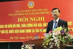 Hà Nội tăng cường hòa giải, đối thoại trong giải quyết dân sự và hành chính