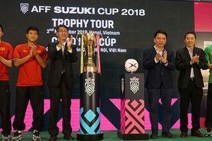 Cup Vàng AFF Suzuki Cup 2018 đến với người Hà Nội