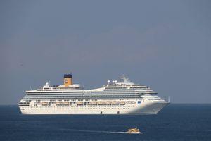 Hơn 4000 người trên tàu quốc tế tham quan Phú Quốc