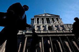 BoE giữ nguyên lãi suất cơ bản