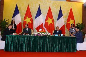 Làm sâu sắc quan hệ Đối tác chiến lược Việt Nam - Pháp