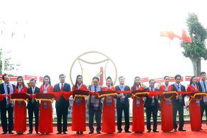 Khánh thành Khu công nghiệp hữu nghị Việt Nam – Nhật Bản