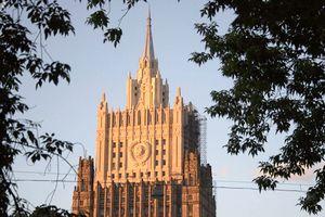 Nga lên án các biện pháp trừng phạt mới của Mỹ đối với Iran