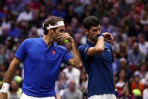 Bán kết trong mơ giữa Federer và Djokovic tại Paris Masters
