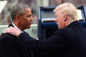 Obama - Trump đối đầu gay gắt trước bầu cử giữa kỳ