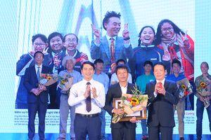 Trao giải cuộc thi ảnh 'Tuổi trẻ chung tay xây đắp tình hữu nghị Việt - Nhật'