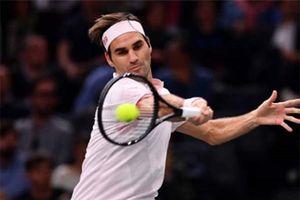 Hạ ngọt Nishikori 2 - 0, Federer hẹn gặp Djokovic ở bán kết Paris Masters