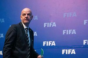 Chủ tịch FIFA, Infantino cho phép Man City và PSG phá vỡ Luật FFP