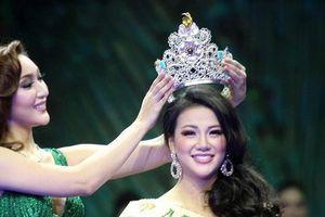 Khoảnh khắc Hoa hậu Việt Nam - Nguyễn Phương Khánh đăng quang Hoa hậu Trái đất 2018