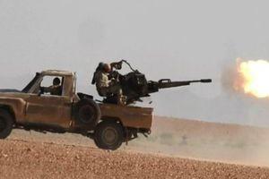 IS ồ ạt tấn công bất ngờ giết hại nhiều binh sĩ Syria