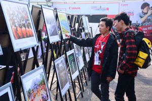 Triển lãm hơn 100 ảnh, bộ ảnh xuất sắc về Cuộc thi ảnh Di sản Việt Nam
