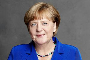'Cú sốc' mang tên Merkel
