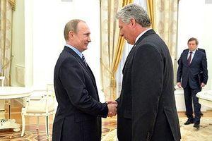 Nga - Cuba tăng cường kết nối hợp tác