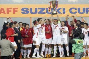 Nhìn lại hành trình lên ngôi vương của ĐT Việt Nam tại AFF Cup 2008