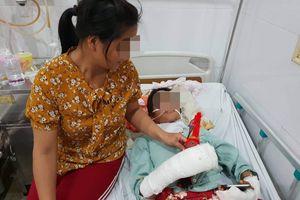 Thông tin mới nhất về sức khỏe bé gái 14 tuổi bị hiếp dâm và cắt cổ ở Lai Châu