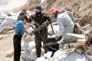 Lo ngại dàn dựng tấn công hóa học ở Syria