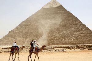 Một bí mật lớn của kim tự tháp Ai Cập được hóa giải?