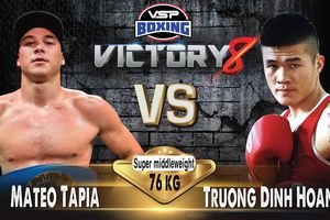 Đại chiến boxing tại TP.HCM