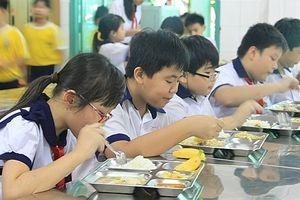 Nâng cao năng lực xây dựng thực đơn bữa ăn cho các trường học
