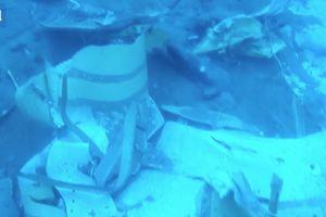 Tận thấy cảnh tan hoang dưới đáy biển nơi máy bay Lion Air gặp nạn
