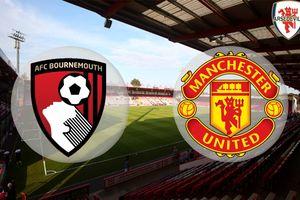 Tường thuật trực tiếp Bournemouth vs Man Utd: 3 điểm cho những nỗ lực của Man Utd