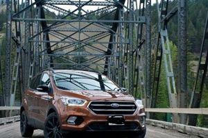 Lọt top bán chạy nhất nhưng xe Ford Escape 2018 vẫn tồn tại loạt nhược điểm