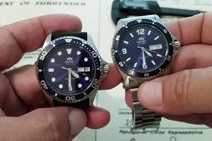 'Ma trận' đồng hồ fake: Giá tiền chính hãng, chất lượng như… đồ mỹ ký!