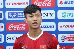 Phan Văn Đức 'úp mở' nhiệm vụ thầy Park giao tại AFF Cup 2018