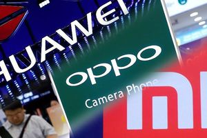 Doanh số smartphone toàn cầu Q3/2018: Xiaomi và Huawei tăng trưởng