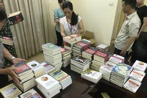 Xử phạt 2 nhà sách vì phát hành sách lậu