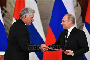 Tổng thống Putin: Doanh nghiệp Nga sẵn sàng hỗ trợ hiện đại hóa nền kinh tế Cuba