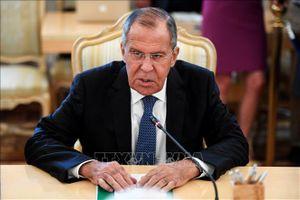 Nga xúc tiến tổ chức vòng hai đàm phán hòa bình Afghanistan vào ngày 9/11