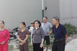 Khu dân cư không điện nước sinh hoạt suốt 4 năm giữa Hà Nội