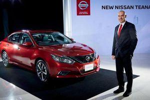 Nissan ra mắt xe sedan hạng sang, giá từ 42.400 USD