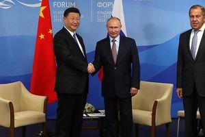 Nước Nga đang xoay trục sang châu Á?