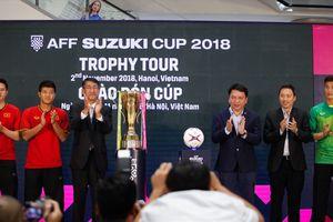 Thủ thành Tiến Dũng quyết tâm vô địch AFF Suzuki Cup 2018