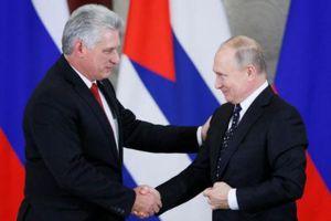 Nga đặt căn cứ quân sự tại Cuba, ngay sát Mỹ?