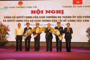 Đại học Hàng hải Việt Nam có 2 lãnh đạo mới