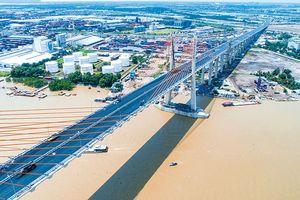 Sở GTVT Quảng Ninh: Cầu Bạch Đằng hoàn toàn bình thường, không lún võng