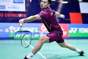 Huyền thoại cầu lông Lin Dan nối dài chuỗi trận thất vọng