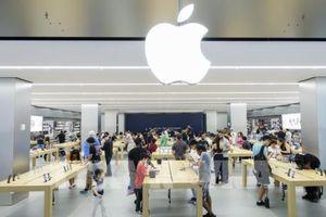 Giá cổ phiếu Apple giảm mức lớn nhất kể từ tháng 1/2014