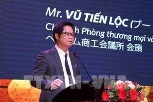 Chủ tịch VCCI: Tiềm năng hợp tác của Nhật Bản với Cần Thơ rất lớn