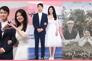 'Hong Shim' Nam Ji Hyun chia sẻ mối quan hệ tuyệt vời với 'Thái Tử Lee Yool' D.O